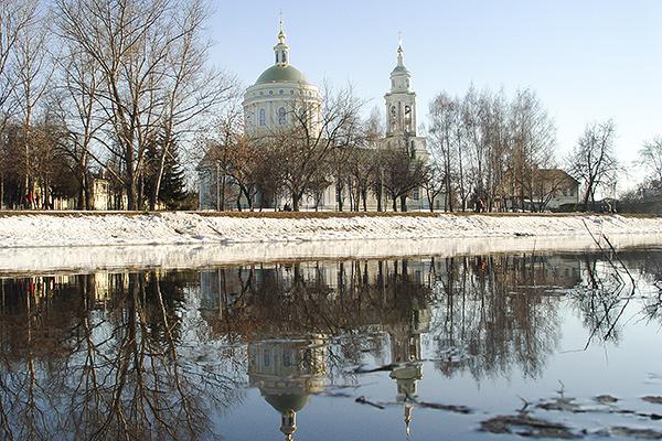 Успенский (Михаило-Архангельский) собор г. Орла