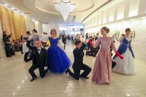 В Орле прошел Сретенский бал православной молодежи