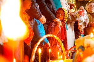 Памятка: как подготовиться к Пасхе в храме, где нет духовенства