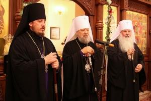 Ливны стали центром торжеств в честь 5-летия образования Орловской митрополии