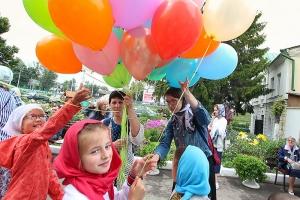 День семьи, любви и верности: в Орле состоялся семейный крестный ход и праздник «Гимн любви»