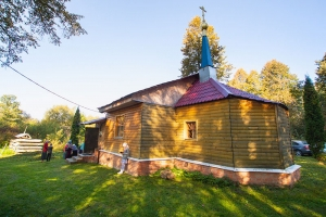 В Болховском районе прошло празднование памяти святого Георгия Коссова