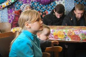 Движение «Неувядаемый цвет» организовало праздник для жителей орловской глубинки