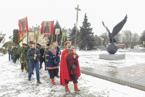 Орловчане почтили праздник Державной иконы Божией Матери крестным ходом