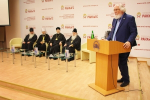 Глава государства наградил руководителя отдела Орловской епархии Виктора Ливцова орденом Почета