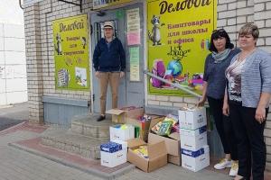 Монастырь в Долбенкино вместе с орловчанами помог воспитанникам реабилитационного центра