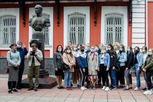 Прогулка в историю: состоялась студенческая экскурсия «Орел купеческий и православный»