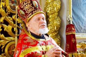 Митрополит Тихон выразил соболезнования в связи с кончиной протоиерея Николая Коваленко