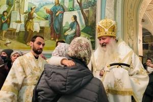 Православные христиане празднуют Собор Архистратига Михаила и прочих Небесных Сил бесплотных