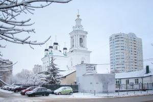 Никола Зимний: Архипастырь поздравил прихожан Николо-Песковского храма с престольным праздником