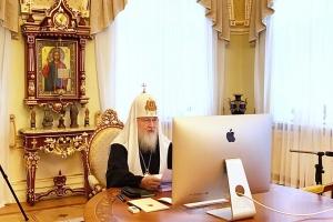 Заседание Священного Синода состоялось в дистанционном формате