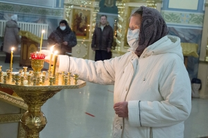 Рождественские богослужения в храмах Орловской епархии пройдут с соблюдением всех санитарных требований
