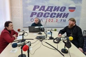 В эфире «Радио России. Орел» руководители Орловской православной гимназии размышляли о роли воспитания