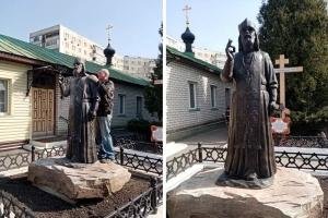 Памятник Иоанну Крестьянкину в Орле откроют на Вознесение Господне