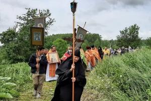 В Троицком Оптином монастыре отметили память преподобного Макария Алтайского