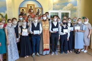В Орловской православной гимназии завершился 23-й учебный год