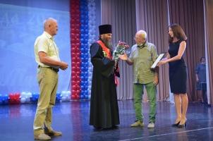 Мценский благочинный получил высокую награду