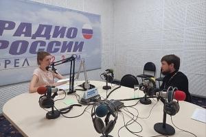 В эфире «Радио России. Орел» секретарь епархии рассказал о том, как будет проходить первое в истории празднование Собора Орловских святых