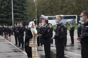 Архипастырь поздравил орловских студентов и курсантов с началом нового учебного года