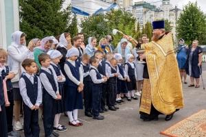 Орловская православная гимназия начала 24-й учебный год