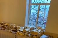 Подготовка храма св. Елизаветы Феодоровны для совершения детских богослужений
