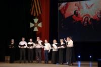В Орловском городском центре культуры в 19-й раз состоялся гала-концерт фестиваля православной, военной, патриотической песни и поэзии «Святой Георгий». 6 мая 2021 г.