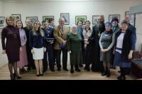 «Полвека на сорок фотографий»: во Мценске открылась персональная фотовыставка протоиерея Владимира Герченова