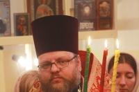Митрополит Тихон совершил вечернее богослужение в Свято-Введенском женском монастыре Орла. 25 сентября 2021 г.