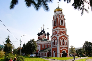Троицкий храм г. Болхова