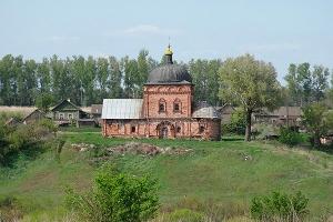 Церковь Димитрия Солунского в с. Морево