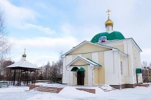 Преображенский храм с. Лаврово