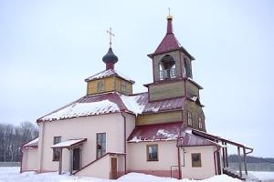 Михаило-Архангельский храм с. Дросково
