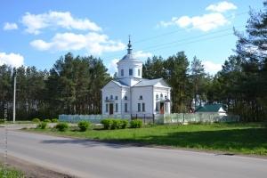 Троицкий храм п. Верховье