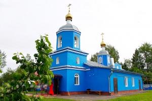 Храм Покрова Пресвятой Богородицы п. Шаблыкино