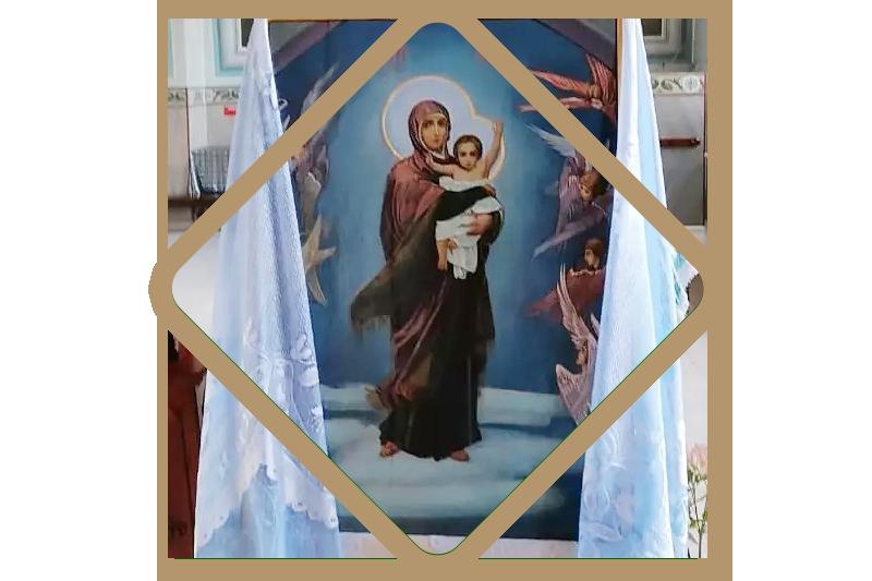 Трудами орловца Церкви вернулась уникальная икона, десятки лет пролежавшая в заброшенном храме